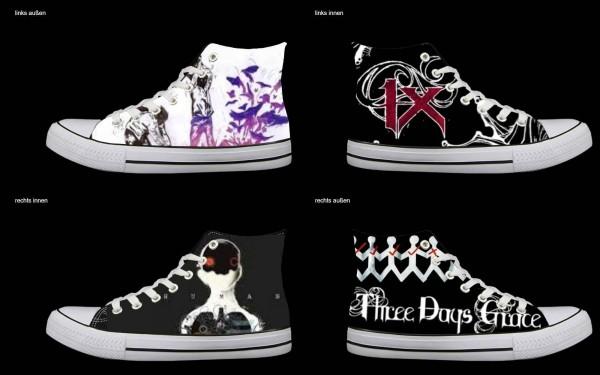 Schuh (Design: 4379 )Sneaker High