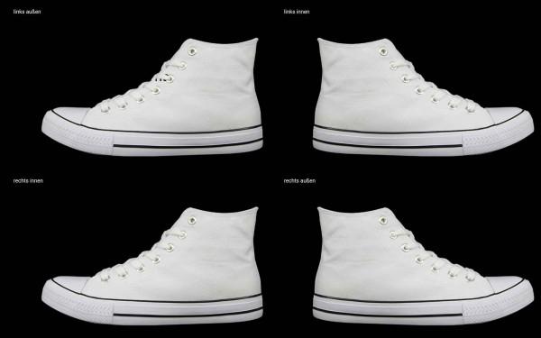 Schuh (Design: 5420 )Sneaker High