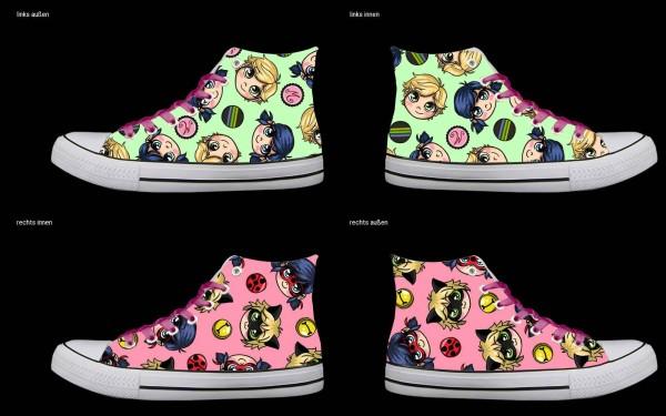 Schuh (Design: 7733 )Sneaker High