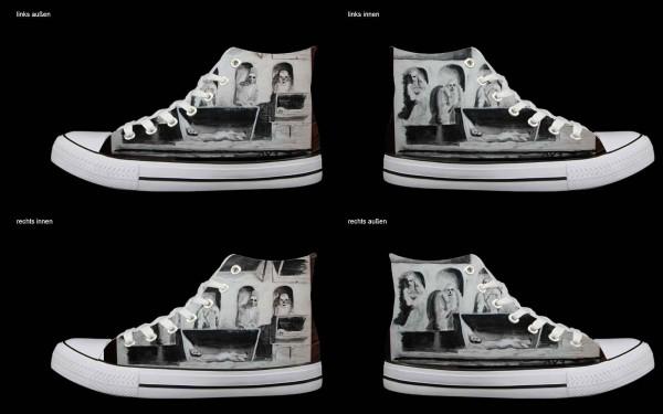 Schuh (Design: 7307 )Sneaker High