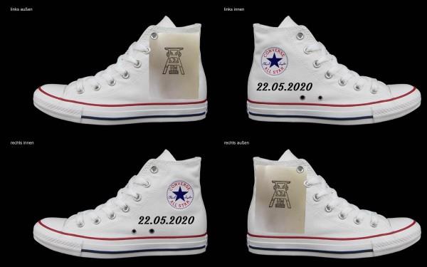 Schuh (Design: 7350 )Converse High