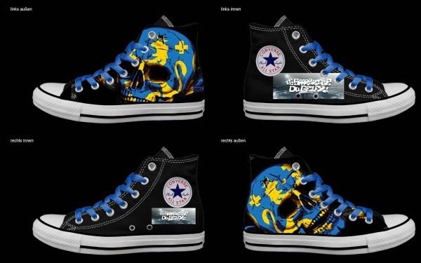 Schuh (Design: 4965 )Converse High