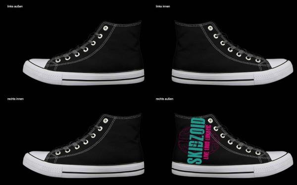 Schuh (Design: 7579 )Sneaker High