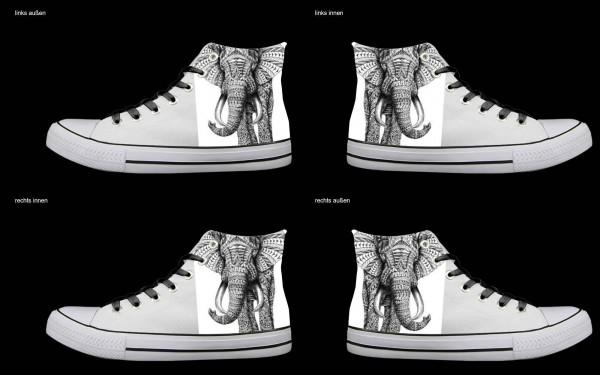 Schuh (Design: 4803 )Sneaker High