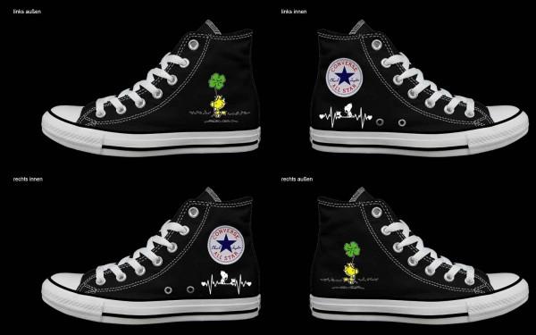 Schuh (Design: 7470 )Converse High
