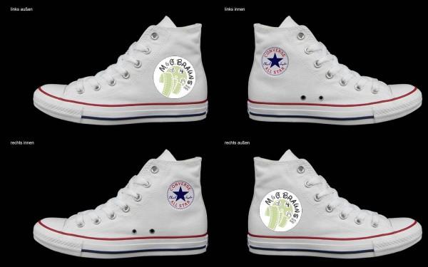 Schuh (Design: 7282 )Converse High
