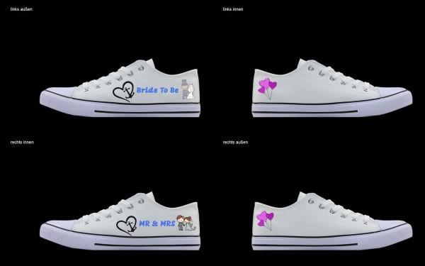 Schuh (Design: 7180 )Sneaker Low