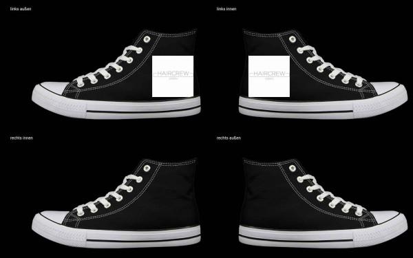 Schuh (Design: 7243 )Sneaker High
