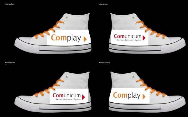 Schuh (Design: 5032 )Sneaker High