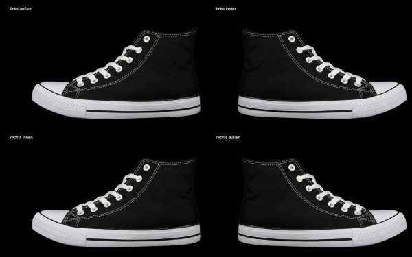 Schuh (Design: 4752 )Sneaker High