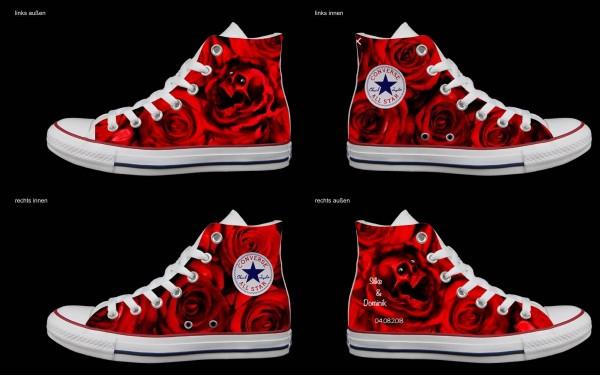 Schuh (Design: 3328 )Converse High