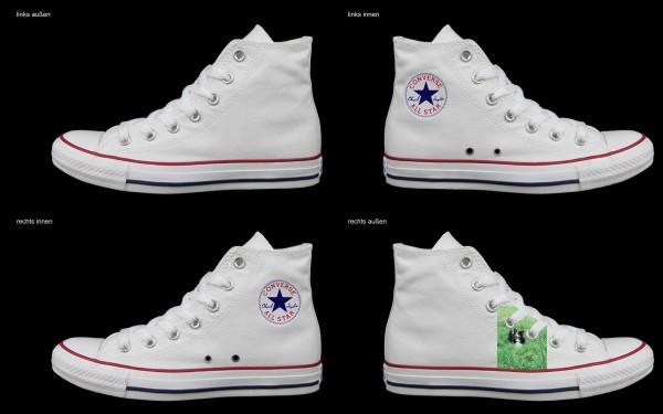 Schuh (Design: 7962 )Converse High