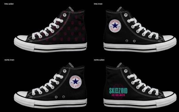 Schuh (Design: 7592 )Converse High