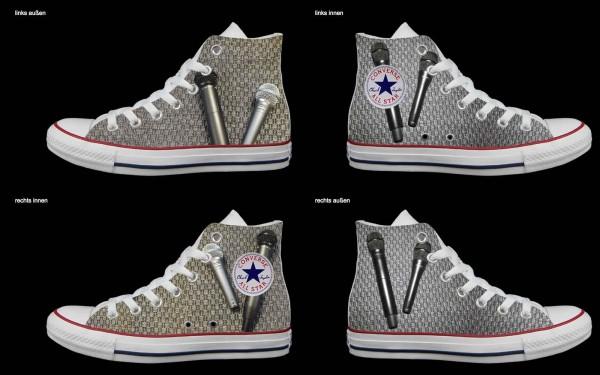 Schuh (Design: 7535 )Converse High