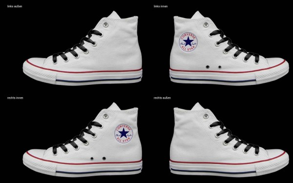 Schuh (Design: 5679 )Converse High