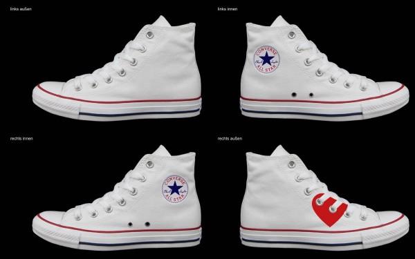 Schuh (Design: 7388 )Converse High