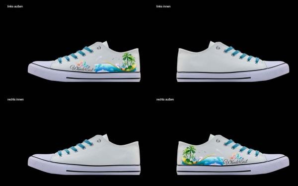 Schuh (Design: 7164 )Sneaker Low