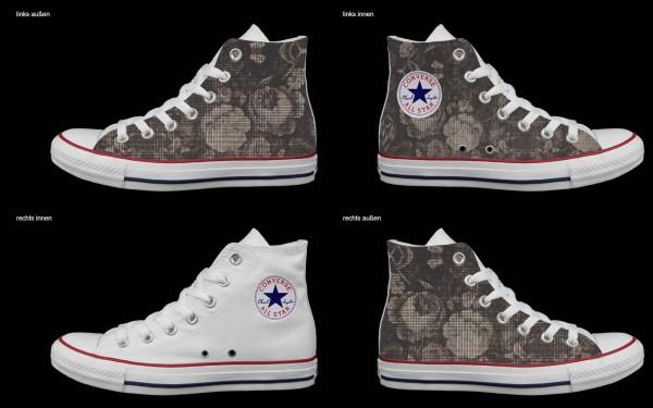 Schuh (Design: 4296 )Converse High