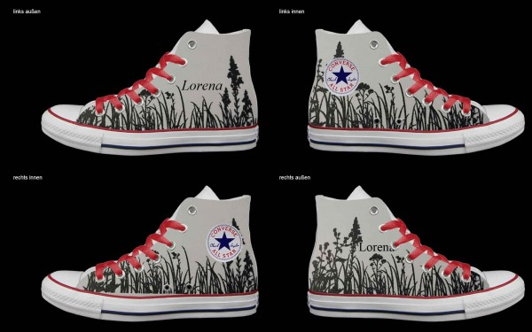 Schuh (Design: 4501 )Converse High