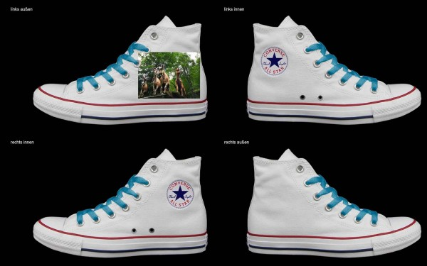 Schuh (Design: 7341 )Converse High