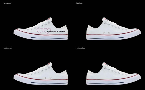 Schuh (Design: 6660 )Converse Low