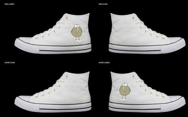 Schuh (Design: 8052 )Sneaker High