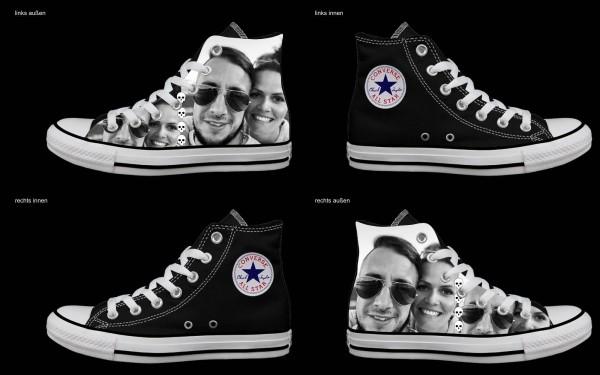Schuh (Design: 4282 )Converse High
