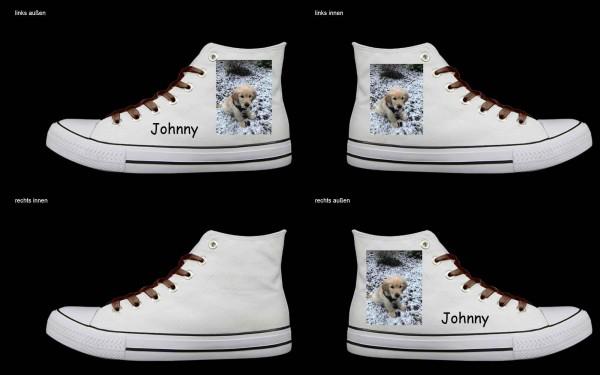 Schuh (Design: 7943 )Sneaker High