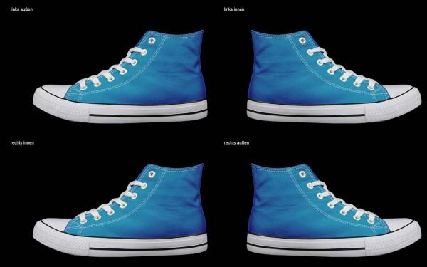 Schuh (Design: 5461 )Sneaker High