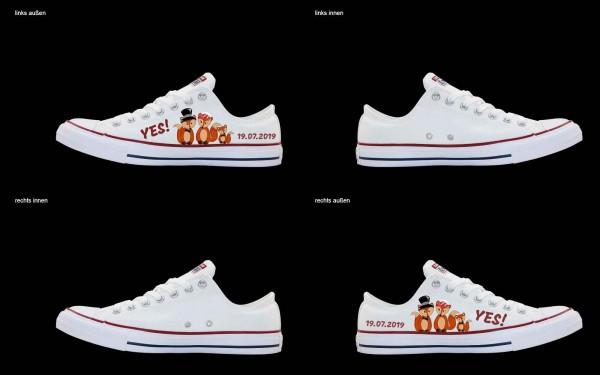 Schuh (Design: 5731 )Converse Low