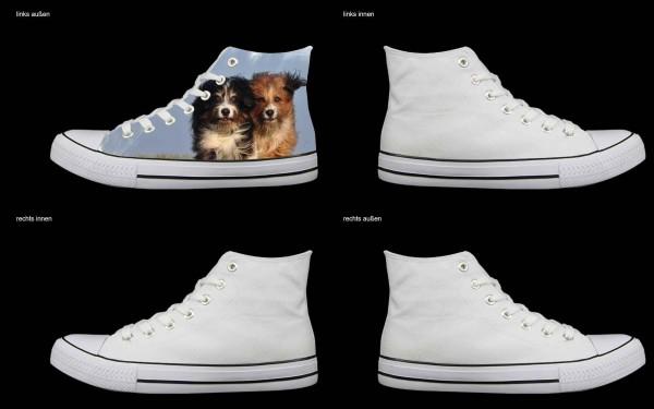 Schuh (Design: 4761 )Sneaker High