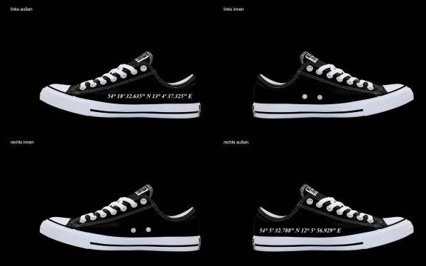 Schuh (Design: 7119 )Converse Low