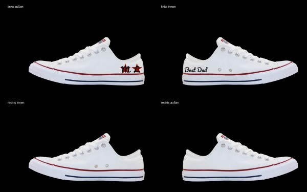 Schuh (Design: 4438 )Converse Low