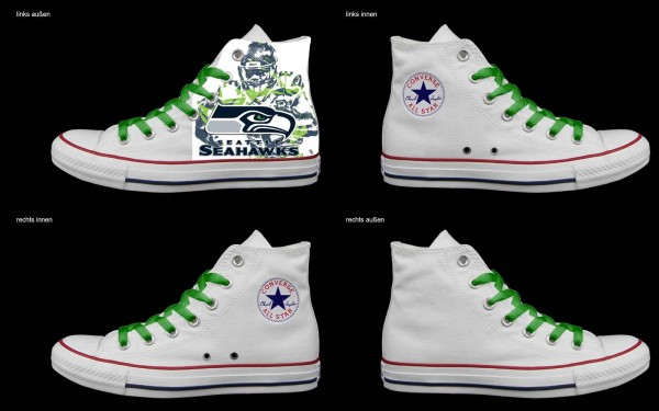 Schuh (Design: 4255 )Converse High