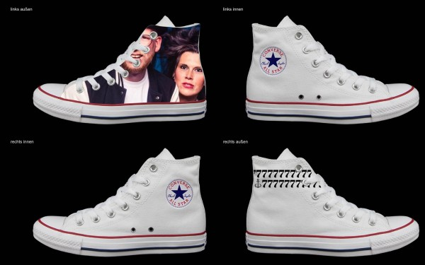 Schuh (Design: 8058 )Converse High