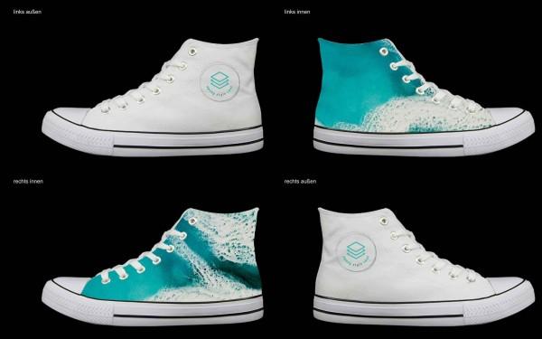 Schuh (Design: 7533 )Sneaker High