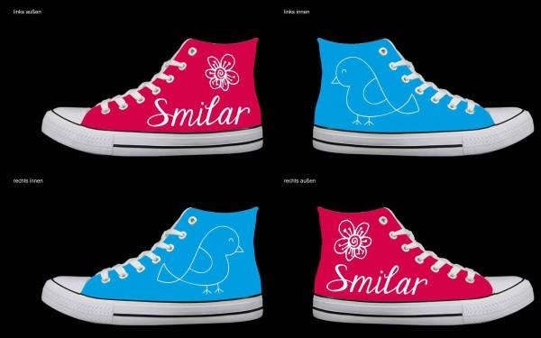 Schuh (Design: 7140 )Sneaker High