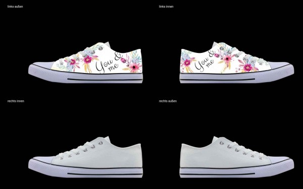 Schuh (Design: 5814 )Sneaker Low