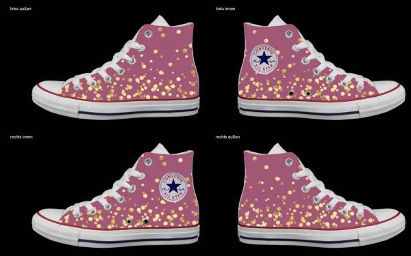 Schuh (Design: 3316 )Converse High