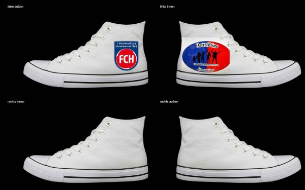 Schuh (Design: 7687 )Sneaker High