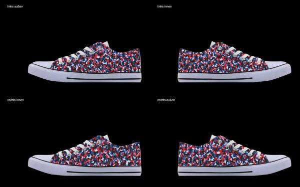 Schuh (Design: 7833 )Sneaker Low