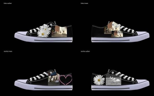 Schuh (Design: 3475 )Sneaker Low