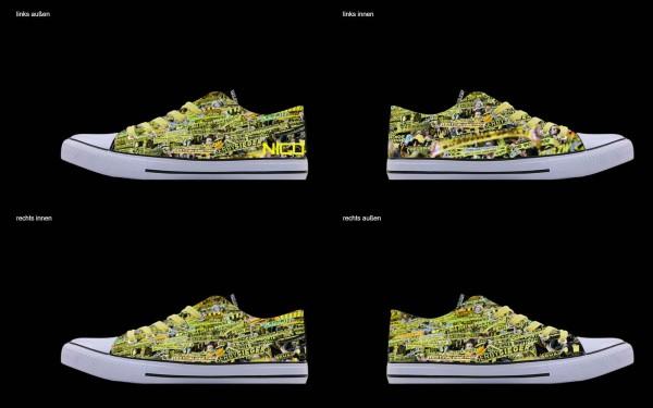 Schuh (Design: 7585 )Sneaker Low