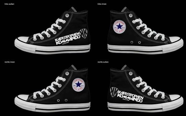 Schuh (Design: 7674 )Converse High