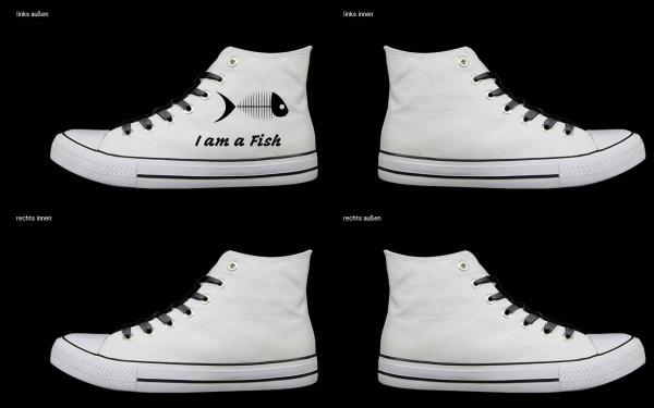 Schuh (Design: 7525 )Sneaker High