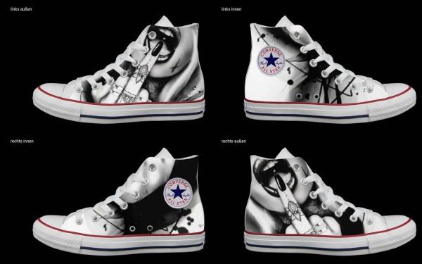 Schuh (Design: 7880 )Converse High