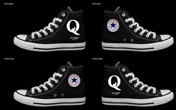 Schuh (Design: 8015 )Converse High
