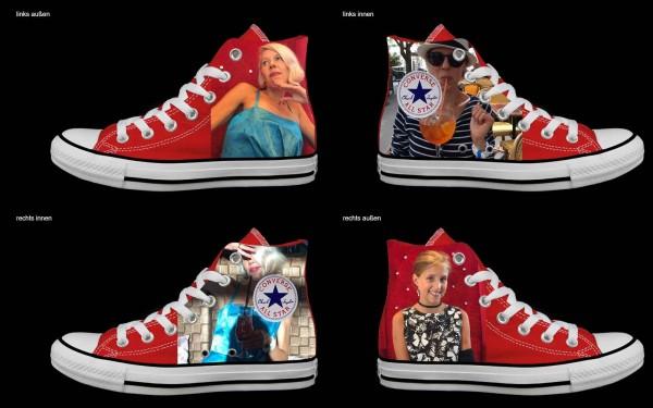 Schuh (Design: 3192 )Converse High