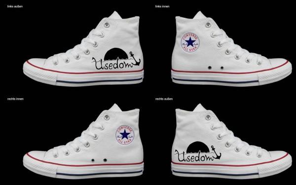 Schuh (Design: 4143 )Converse High