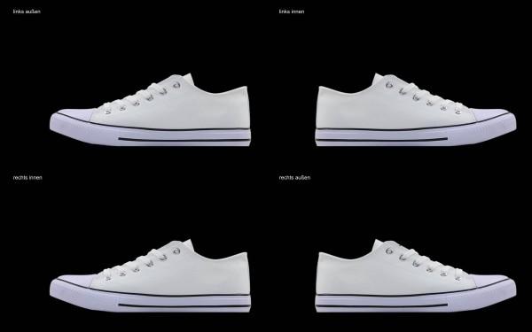 Schuh (Design: 7345 )Sneaker Low